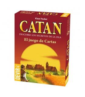 Juego de cartas mini Catán BGCATMN DEVIR