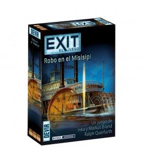 Juego Robo en el Missisipi BGEXIT14 DEVIR