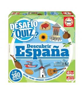 Desafio Quiz - Descubrir España 18217 EDUCA