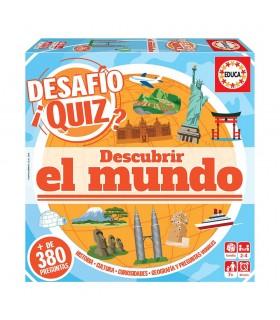 Desafio Quiz - Descubrir el mundo 18218 EDUCA