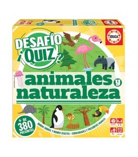 Desafio Quiz - Animales y naturaleza 18219 EDUCA