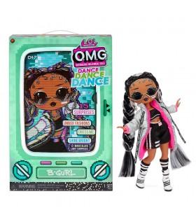 L.O.L. Surprise OMG Dance Doll- B-Gurl 117858 LOL SURPRISE MGA