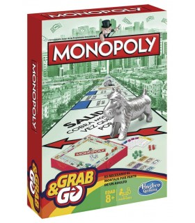 Juego Monopoly Viaje B1002 MB-PARKER