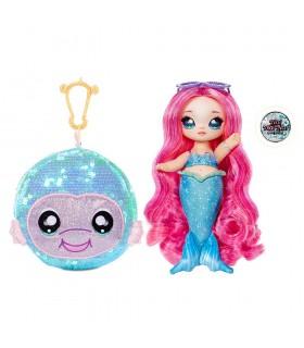 Na! Na! Na! Surprise 2-in-1 Pom Doll- Marina Jewels 573807 NA NA NA MGA