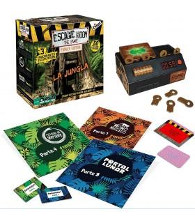Escape room family edition la jungla 62331 DISET