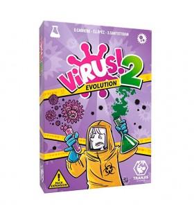 Virus 2 Evolution (Expansión) TRG012EVO TRANJISGAMES