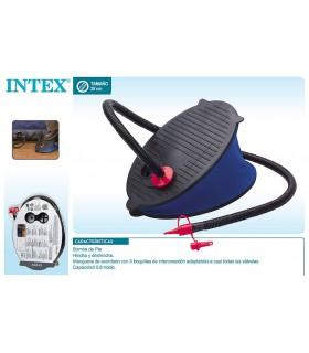 Bomba de pie de 28 cm 69611 INTEX