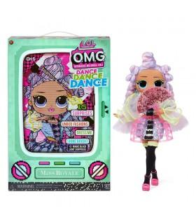 L.O.L. Surprise OMG Dance Doll- Miss Royale 117872 LOL SURPRISE MGA