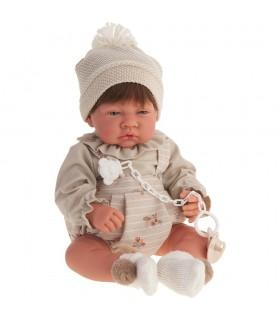 Muñeca Recién Nacido Niño Parejita 33117 MUÑECAS ANTONIO JUAN