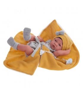 Muñeco Recién Nacido Pareja Manta 50151 MUÑECAS ANTONIO JUAN