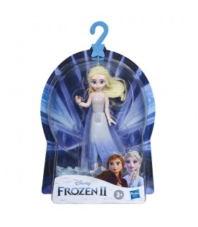 Mini muñeca Elsa 10cm E8687 FROZEN HASBRO