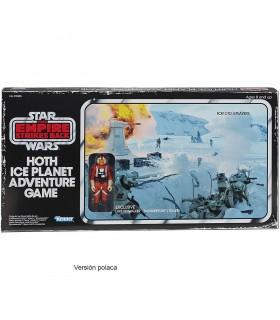 Juego Star Wars Hoth Ice Planet en Polaco E9385POL STAR WARS HASBRO
