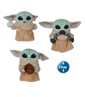 Peluche The Child Baby Yoda 17 cm 6315875789 STAR WARS DISNEY