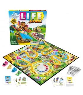 Juego game of life junior E6678 HASBRO GAMES