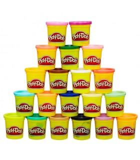 Super pack color 20 botes plastilina A7924 PLAY-DOH