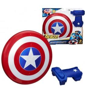 Escudo magnético Capitán América B9944 AVENGERS HASBRO