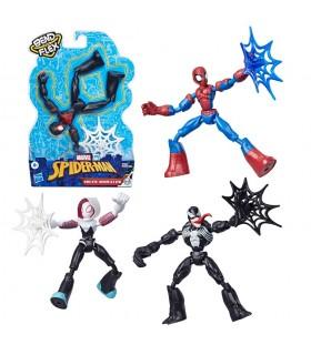 Figura Spiderman Bend and Flex 15cm E7335 AVENGERS HASBRO