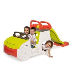 Tobogán coche aventura II 840205 SMOBY