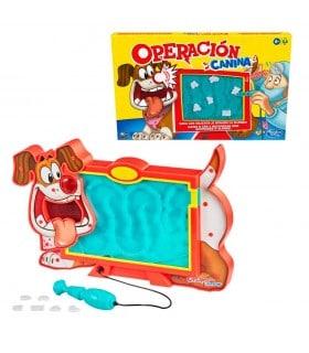 Operación canina E9694 HASBRO GAMES