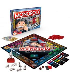 Monopoly malos perdedores E9972 HASBRO GAMING HASBRO