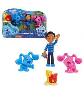 Set de figuras BLU04000 BLUES CLUES FAMOSA