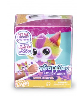 Little Live Pets Wrapples fashion wraps 700015404 LITTLE LIVE PETS LITTLE LIVE
