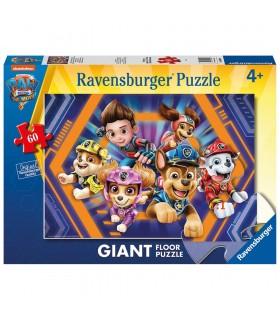 Puzzle giant suelo Paw Patrol 03098 PAW PATROL RAVENSBURGUER