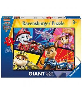 Puzzle giant suelo Paw Patrol 03097 PAW PATROL RAVENSBURGUER