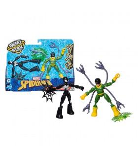Figuras Bend and Flex Spiderman F0239 SPIDERMAN HASBRO