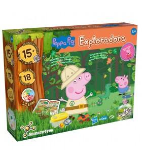 Peppa Pig exploradora 80002998 PEPPA PIG SCIENCE4YOU