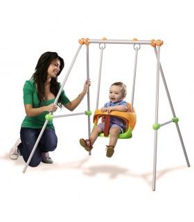 Columpio metal Baby Swing 310046 SMOBY