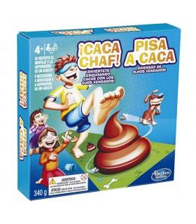 Juego ¡Caca Chaf! E2489 HASBRO GAMES