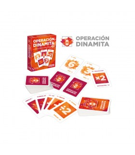 Operación dinamita 803047 LÚDILO