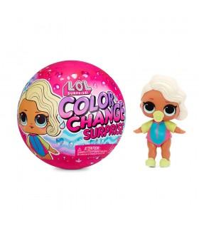 Mini Muñeca L.O.L. Surprise Cambio de Color 576341 LOL SURPRISE MGA