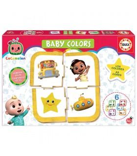 Baby colors Cocomelon 19134 COCOMELON EDUCA