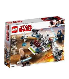 JEDI AND CLONE TROOPERS BATTLE PACK 66375206 STAR WARS LEGO
