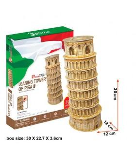 Puzzle 3d - Torre de Pisa 771MC053 CUBIC FUN