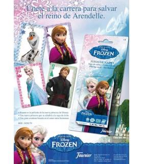 Baraja de cartas infantiles Frozen 1381028179 FROZEN FOURNIER