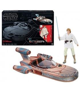 Vehículo Luke Skywalkers deslizador X34 C1426 STAR WARS HASBRO