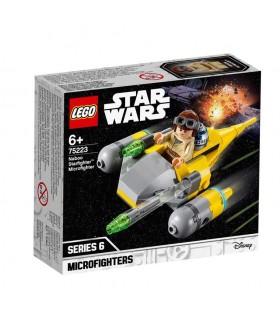 Microfighter caza estelar de Naboo 75223 STAR WARS LEGO