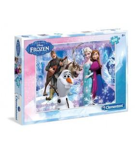 Puzzle 100 piezas Frozen 07243 FROZEN CLEMENTONI