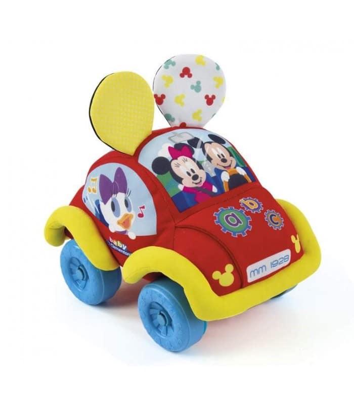 Mickey Coche Juguetes 55259Clementoni Blandito Baby Abracadabr k0PNnO8wX