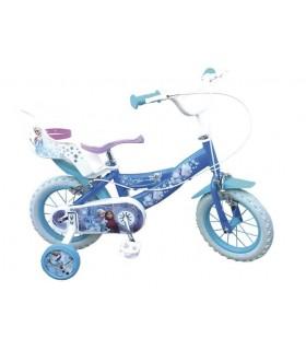 """Bicicleta niña 12"""" 681 FROZEN FROZEN"""
