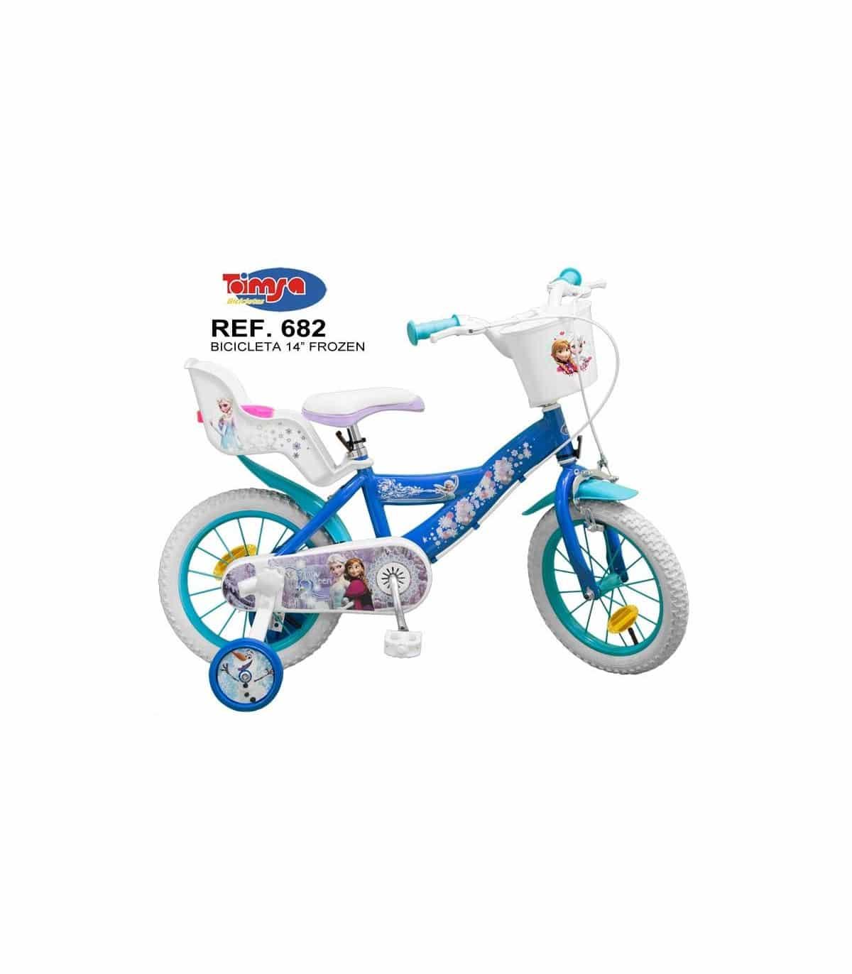 Bicicleta Infantil para ni/ño TOIMS Cars