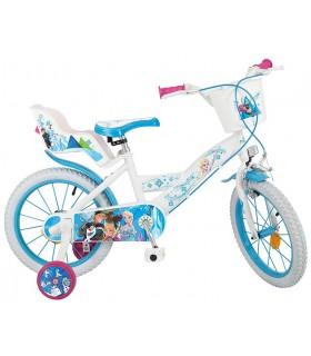 """Bicicleta niña 16"""" 683 FROZEN TOIMSA"""