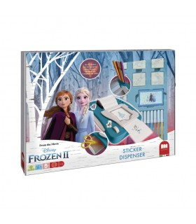 Dispensador pegatinas Frozen 2 8981 FROZEN MULTIPRINT