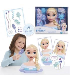 Busto deluxe Elsa FRN79000 FROZEN FROZEN