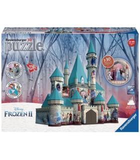 Puzzle 3D Castiilo Frozen 11156 FROZEN RAVENSBURGUER