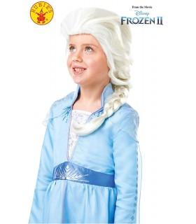 Peluca Elsa infantil 300471 FROZEN RUBIES
