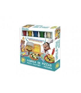 Kit creativo con plastilina para hacer Pizzas 11698 TACHAN
